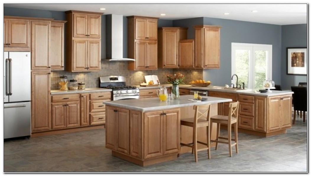 Solid Wood Unfinished Kitchen Cabinets