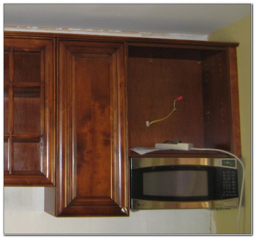 Spacemaker Microwave Under Cabinet