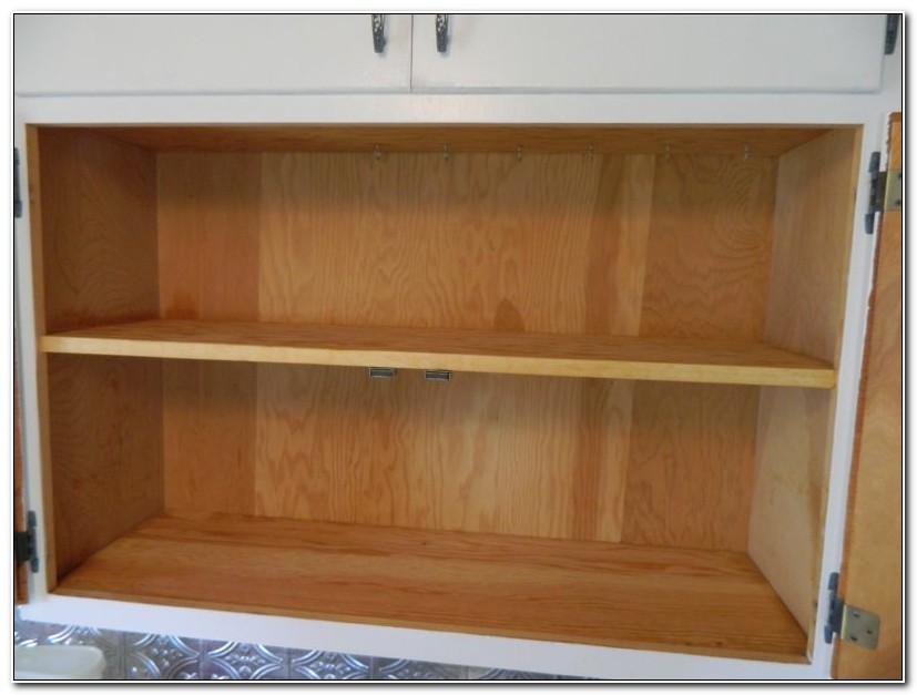 Spare Kitchen Cabinet Shelves