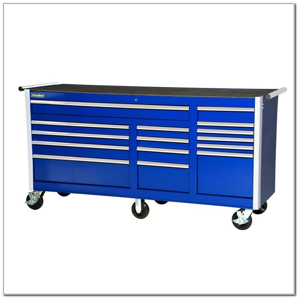 Spg International 75 15 Drawer Tool Cabinet