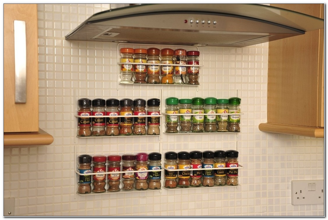 Spice Cabinets Wall Mount