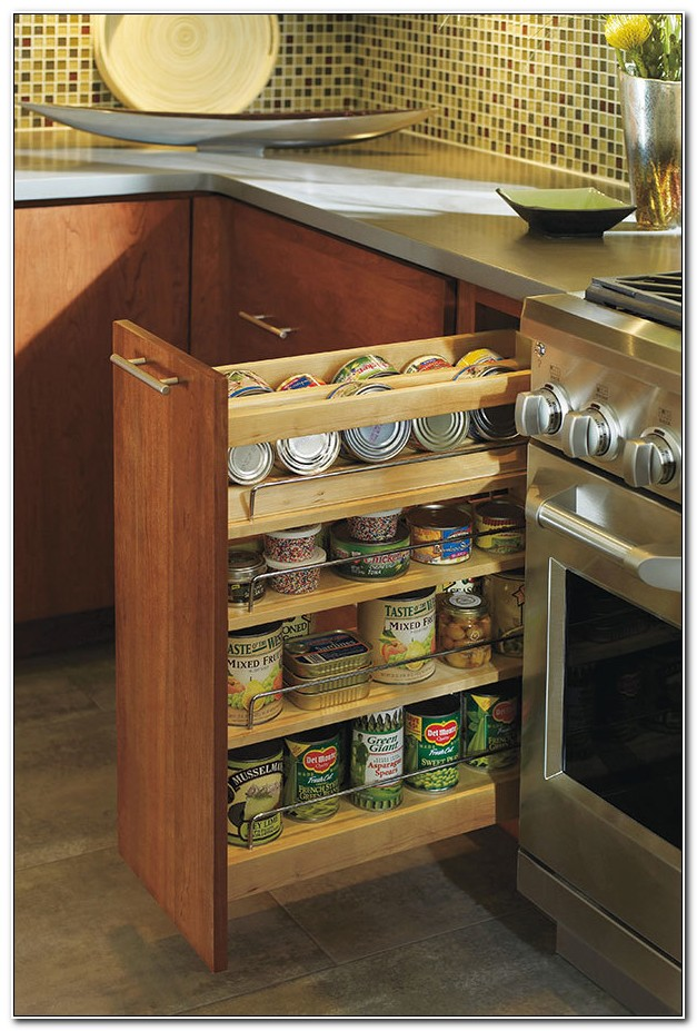 Spice Pull Out Base Cabinet