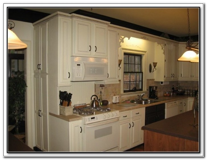 Spray Paint Kitchen Cabinets London