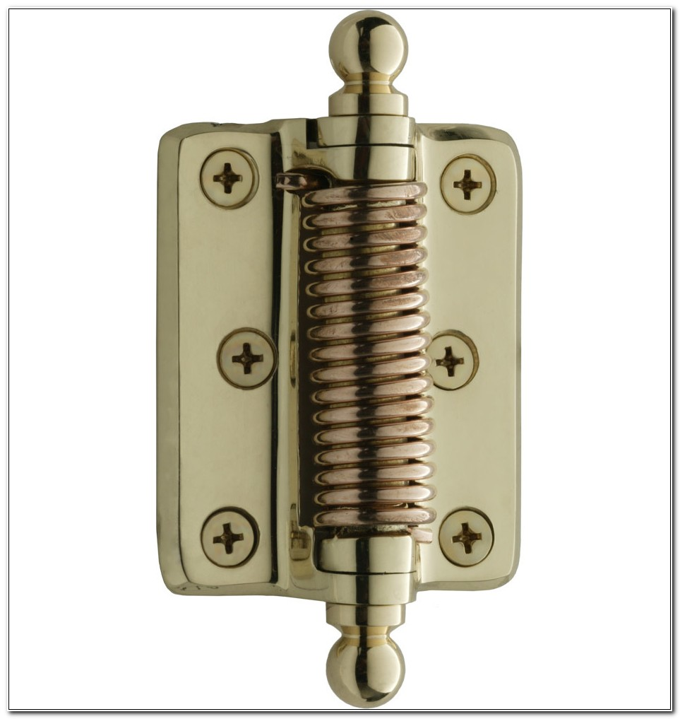 Spring Loaded Cabinet Door Hinges