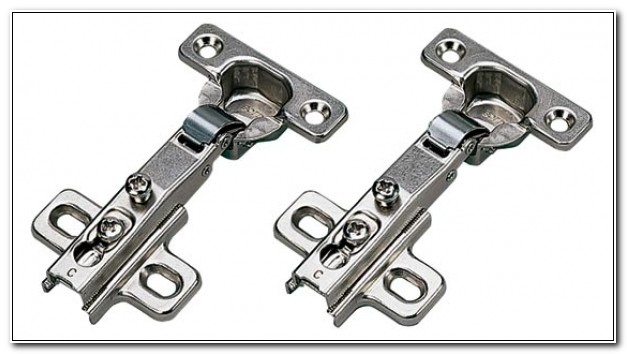 Spring Loaded Cabinet Hinges