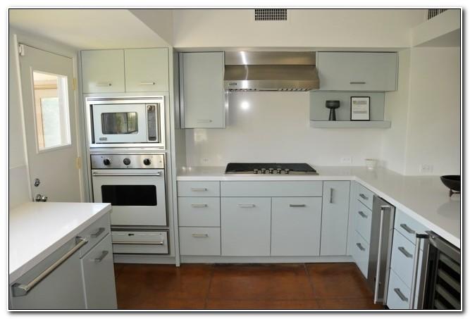 St Charles Steel Kitchen Cabinets