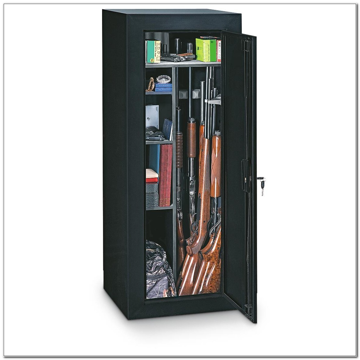 Stack On 14 Gun Convertible Safe