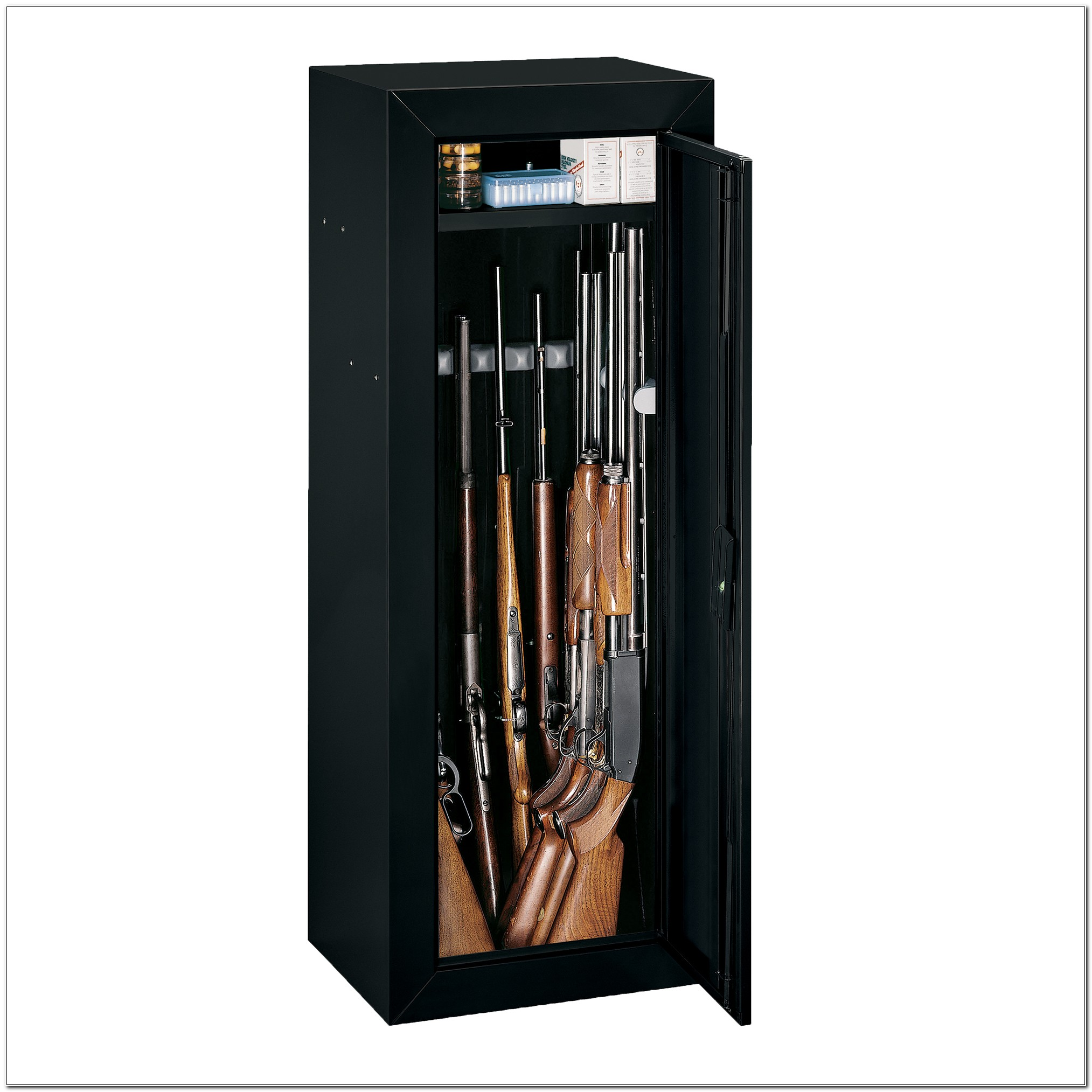 Stack On 14 Gun Steel Gun Cabinet