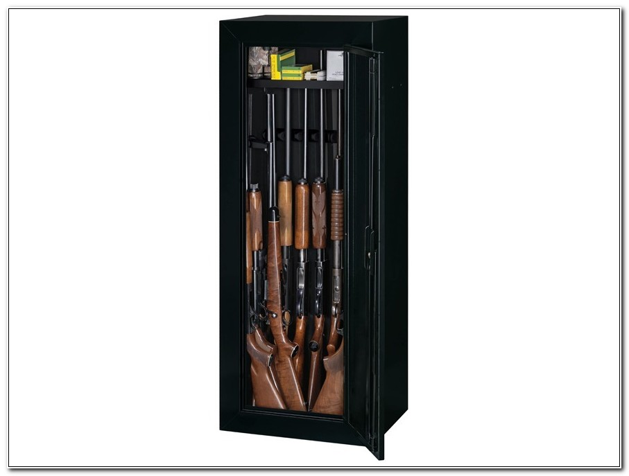 Stack On 14 Gun Steel Security Cabinet