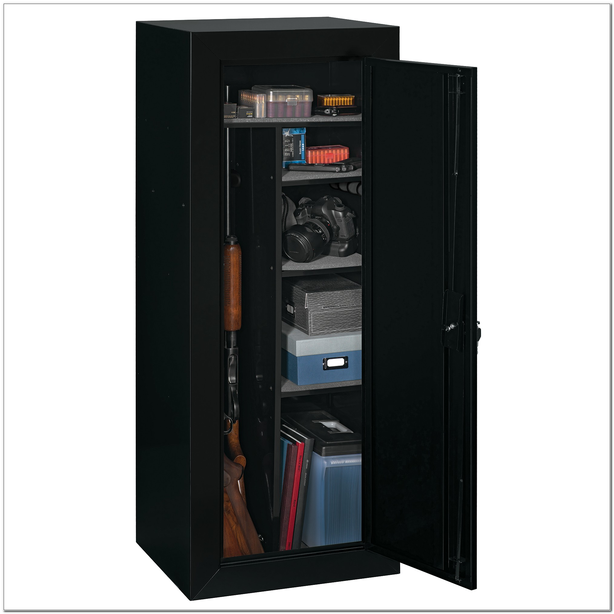 Stack On 18 Gun Convertible Cabinet Dimensions