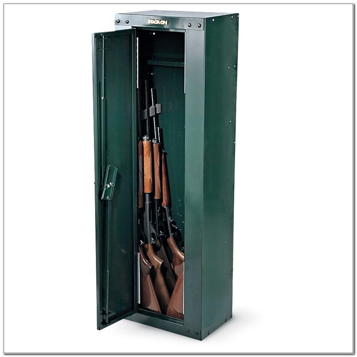 Stack On Gun Storage Cabinets