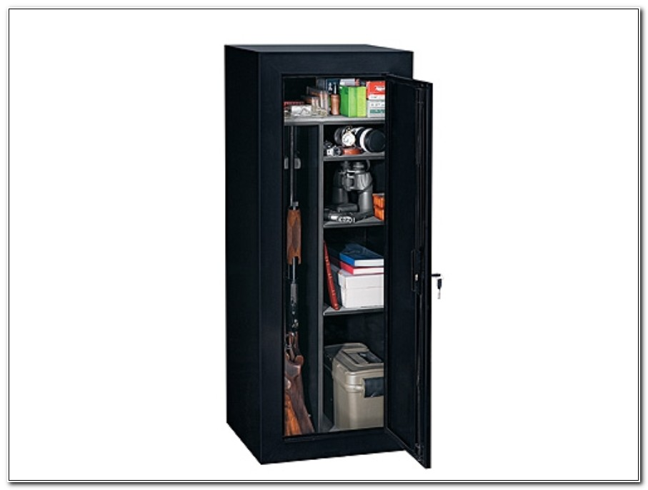 Stack On Home Security Cabinet