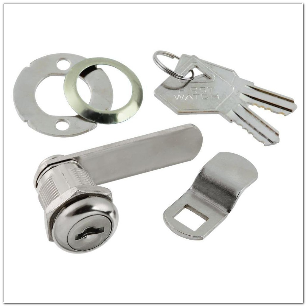 Stainless Steel Cabinet Locks