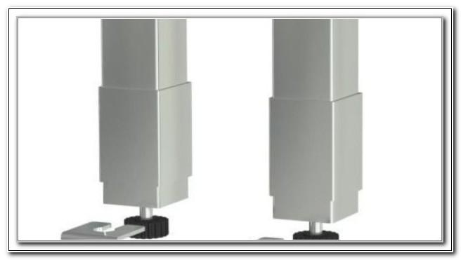 Stainless Steel Cupboard Legs