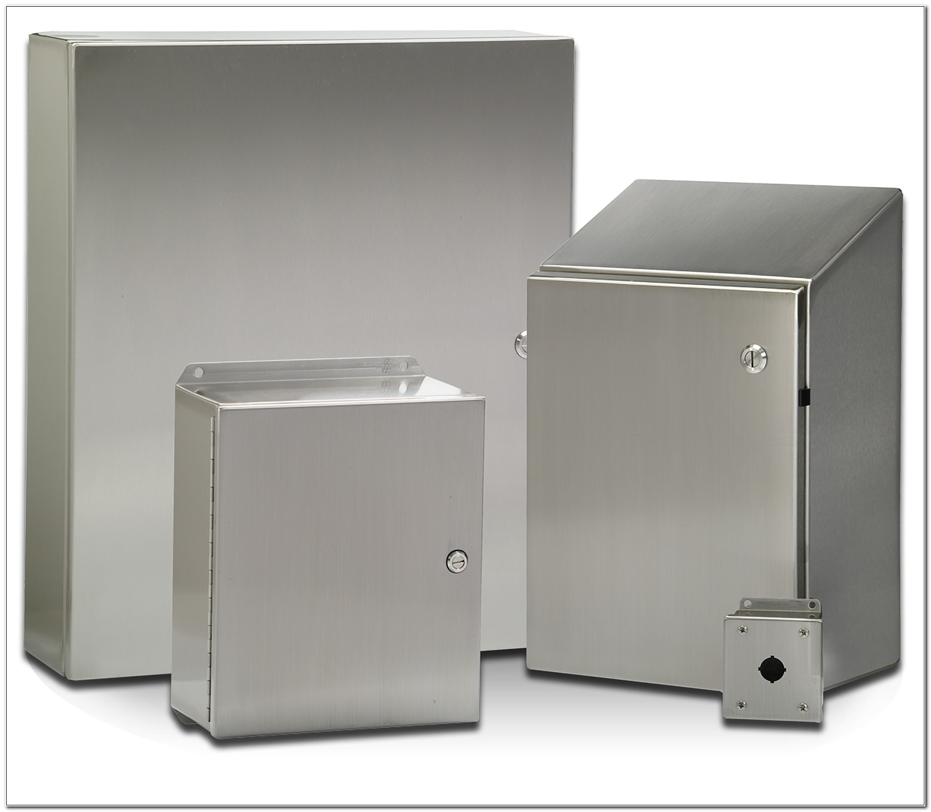 Stainless Steel Electrical Enclosures Uk