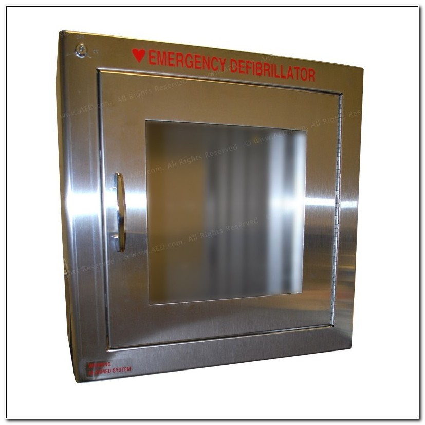 Stainless Steel Medical Wall Cabinet