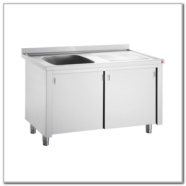 Stainless Steel Sink Cupboard
