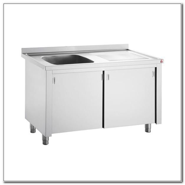 Stainless Steel Sink Cupboard