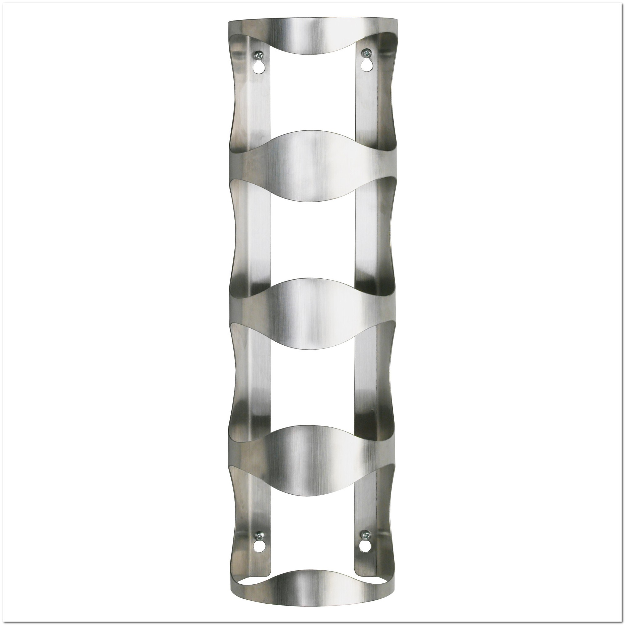 Stainless Steel Wine Rack Ikea