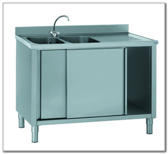 Stand Alone Kitchen Cabinet With Sink