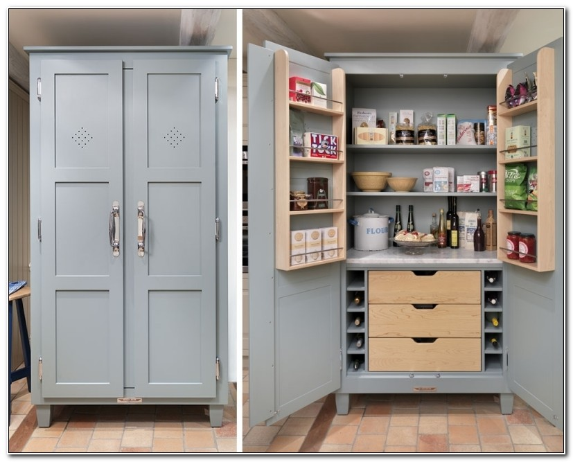 Stand Alone Pantry Cabinets Uk