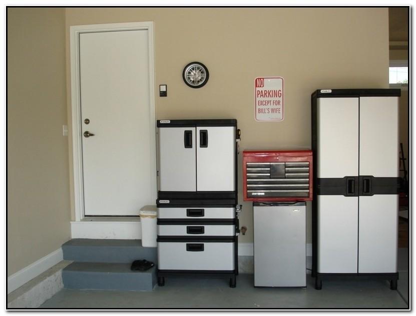 Stanley Garage Cabinets Home Depot