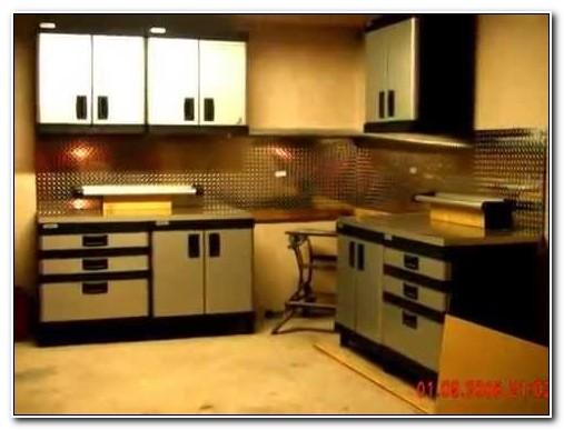 Stanley Garage Wall Cabinet