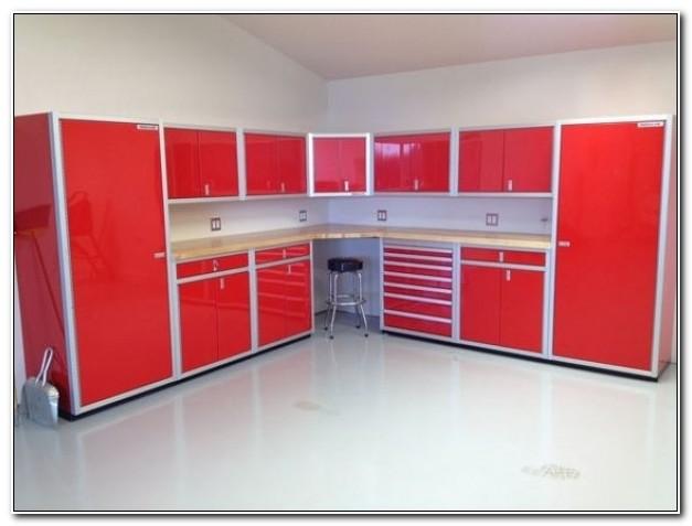 Stanley Garage Workshop Wall Cabinet