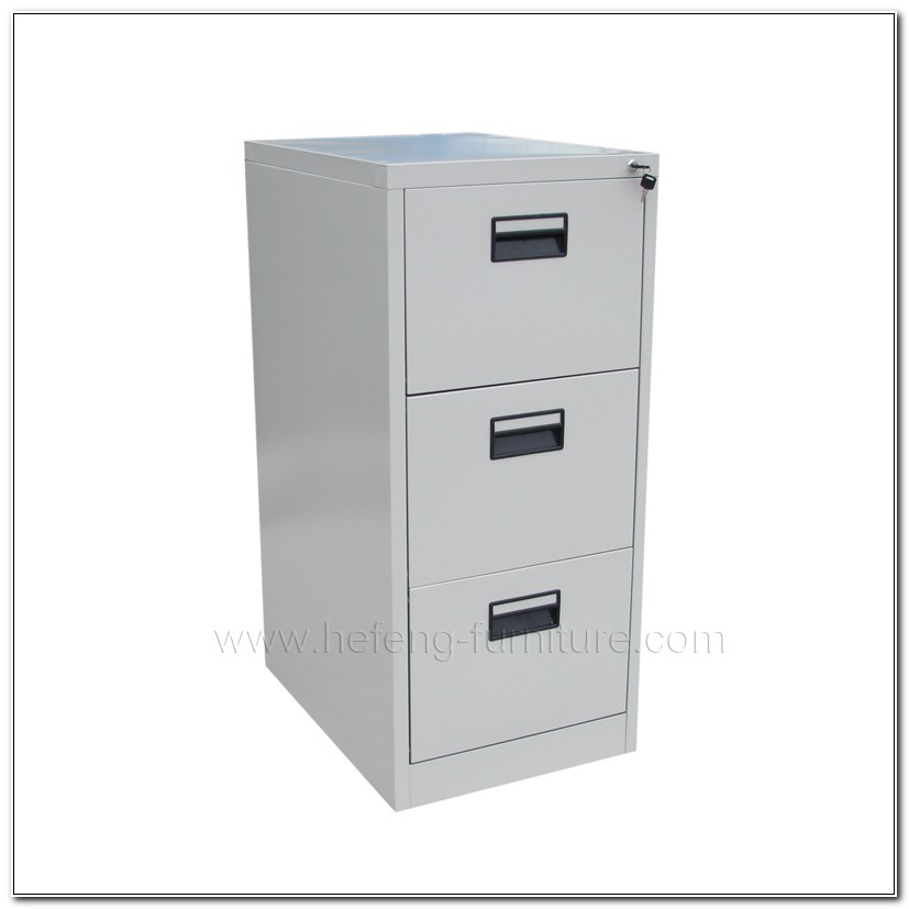 Steel Cabinet 3 Drawers