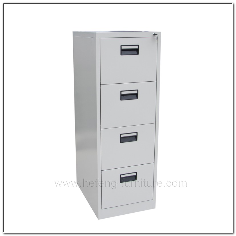 Steel Cabinet 4 Drawers