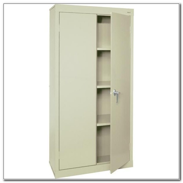 Steel Lockable Storage Cabinet
