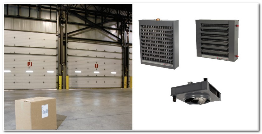 Sterling Hydronic Cabinet Unit Heaters
