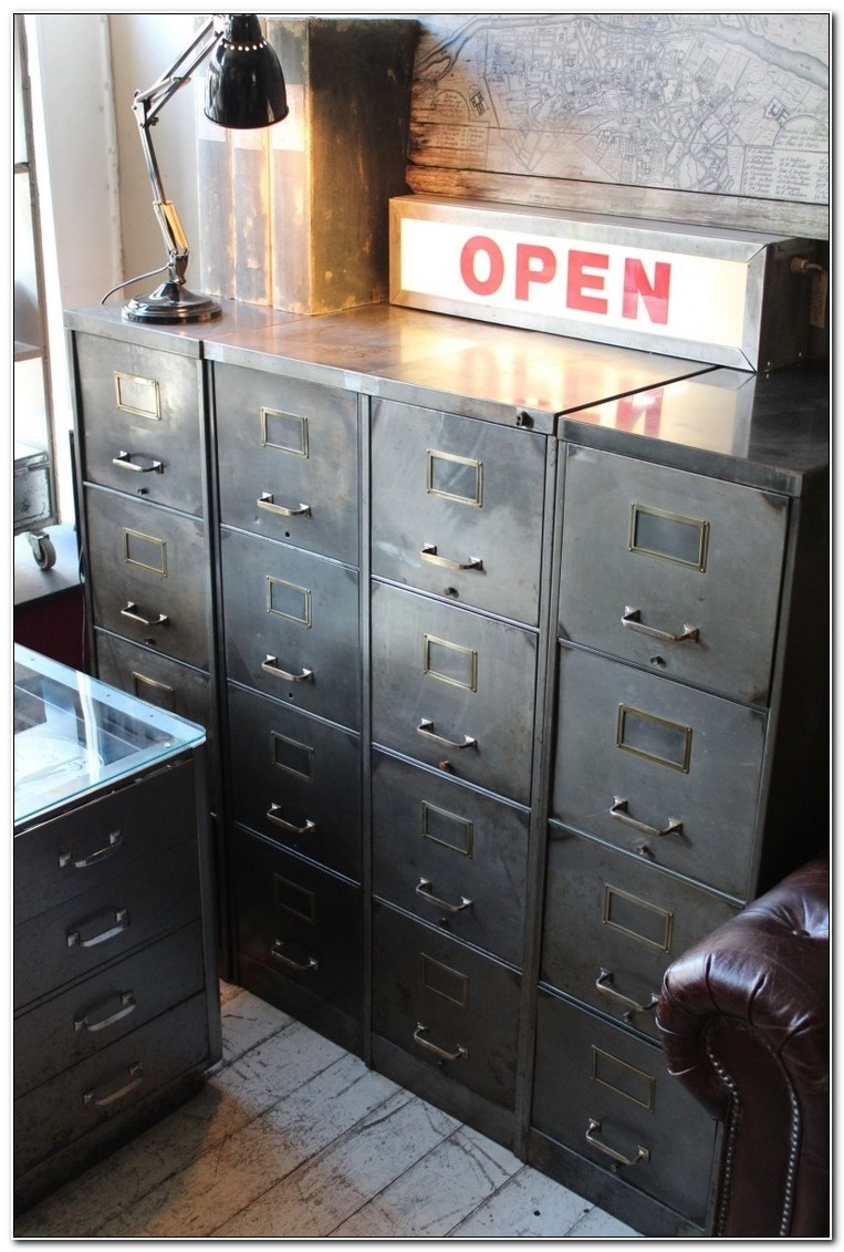 Storage Cabinet With Lock Target
