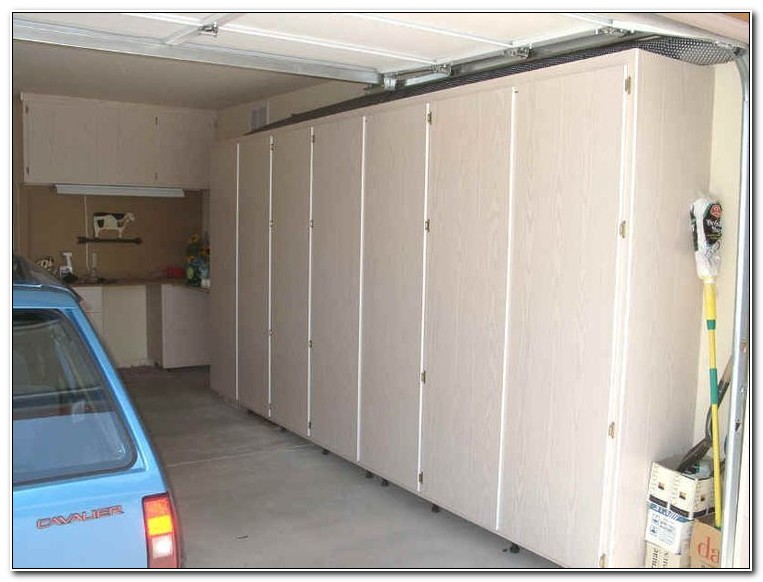 Storage Cabinets With Doors For Garage
