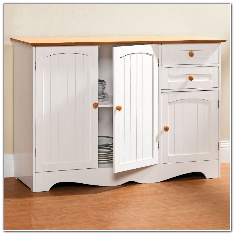 Storage Cabinets With Doors For Kitchen
