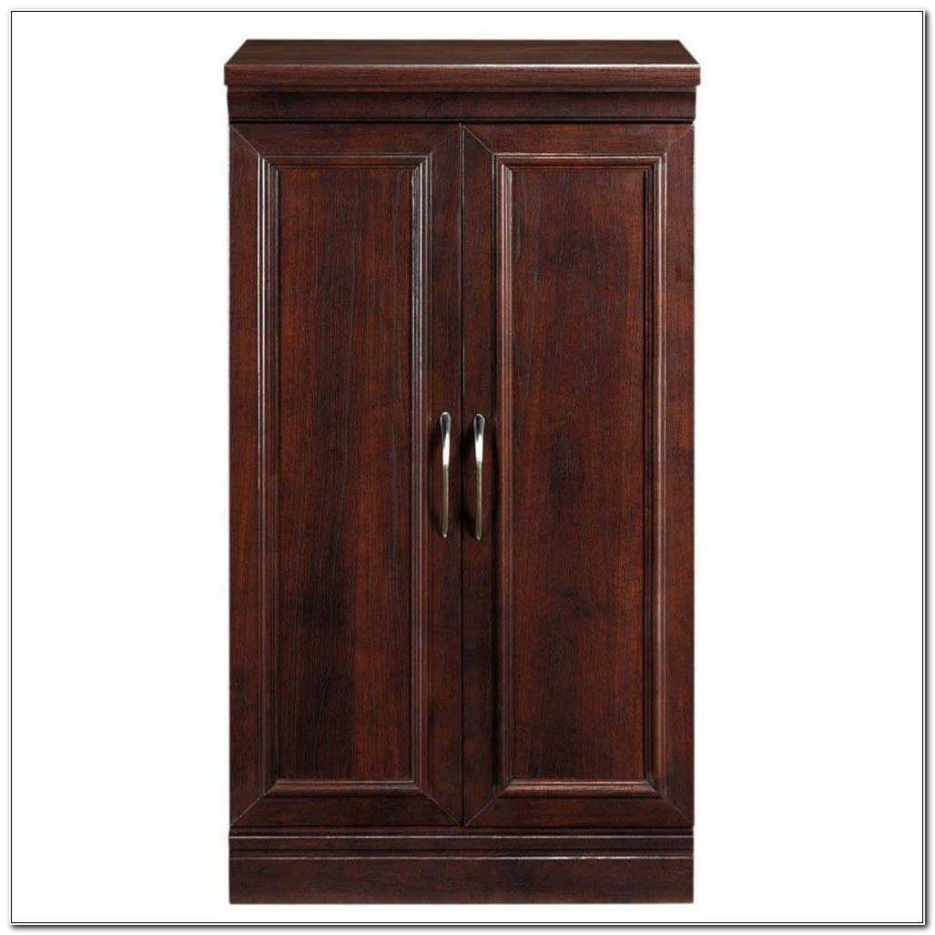 Storage Cabinets With Doors Wood
