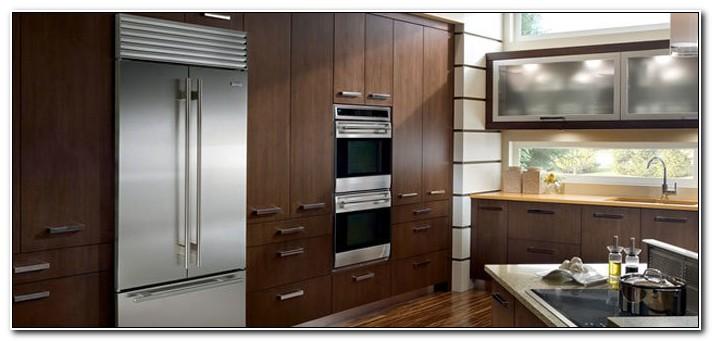 Sub Zero Cabinet Depth Refrigerator