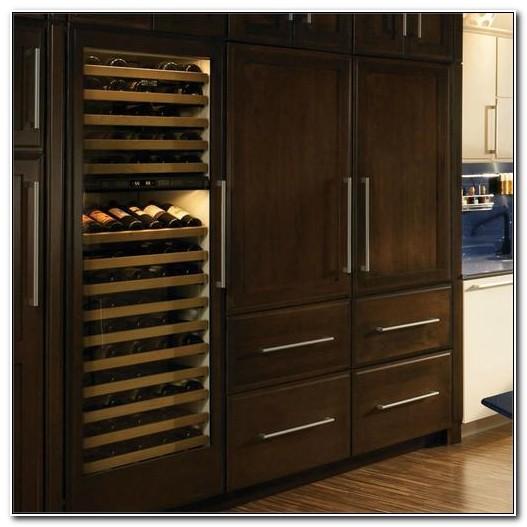 Sub Zero Wine Storage Cabinets