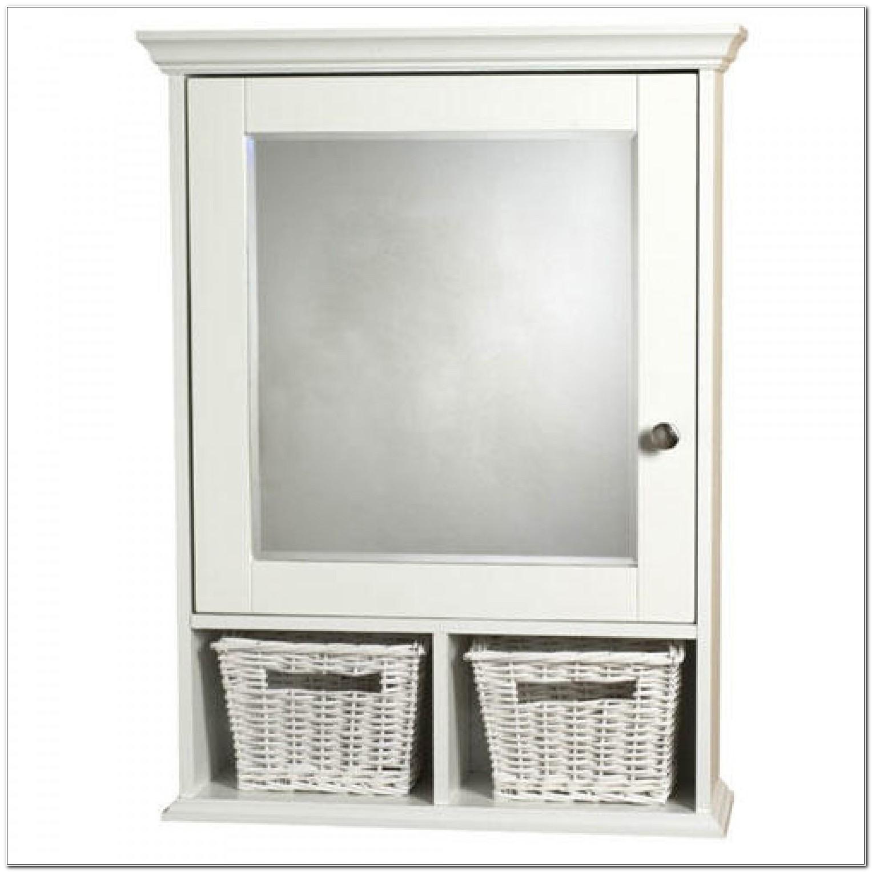 Surface Mount Medicine Cabinet No Mirror