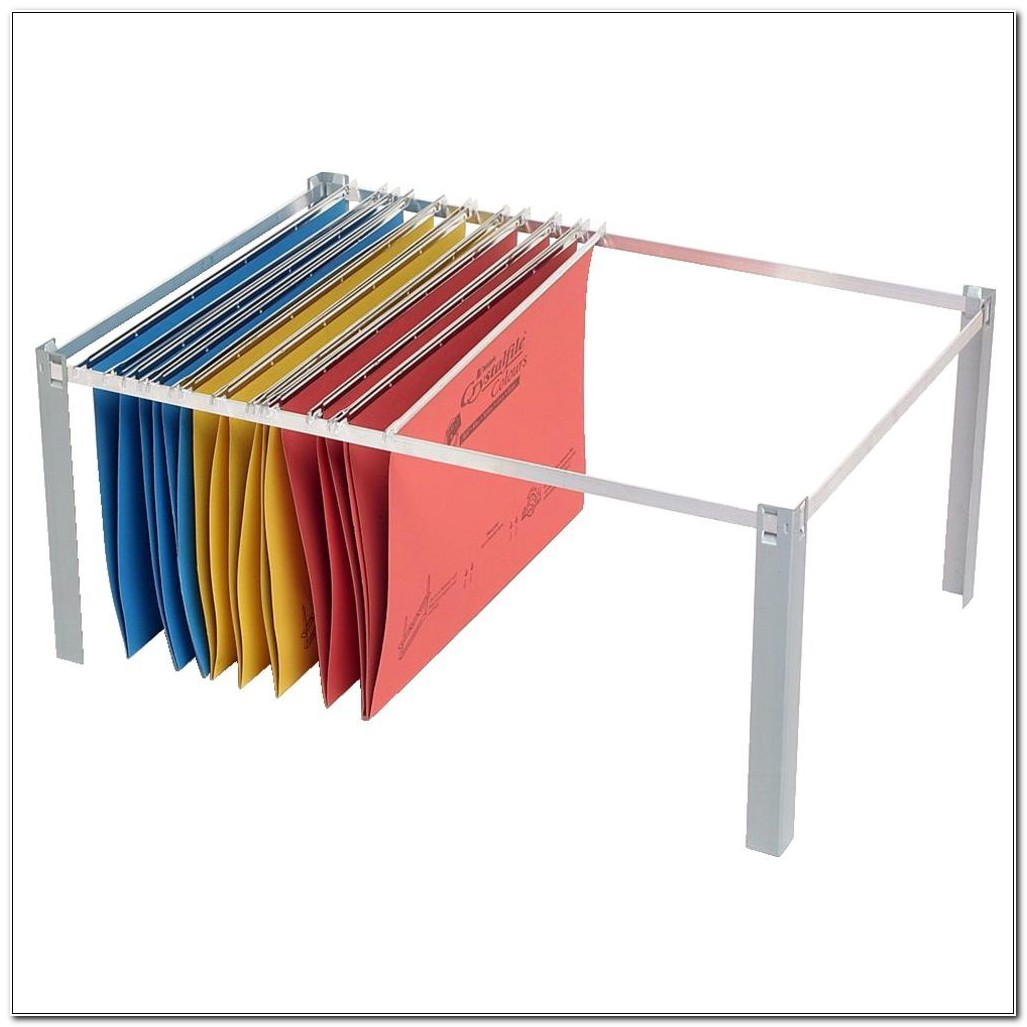 Suspension File Rails Filing Cabinet