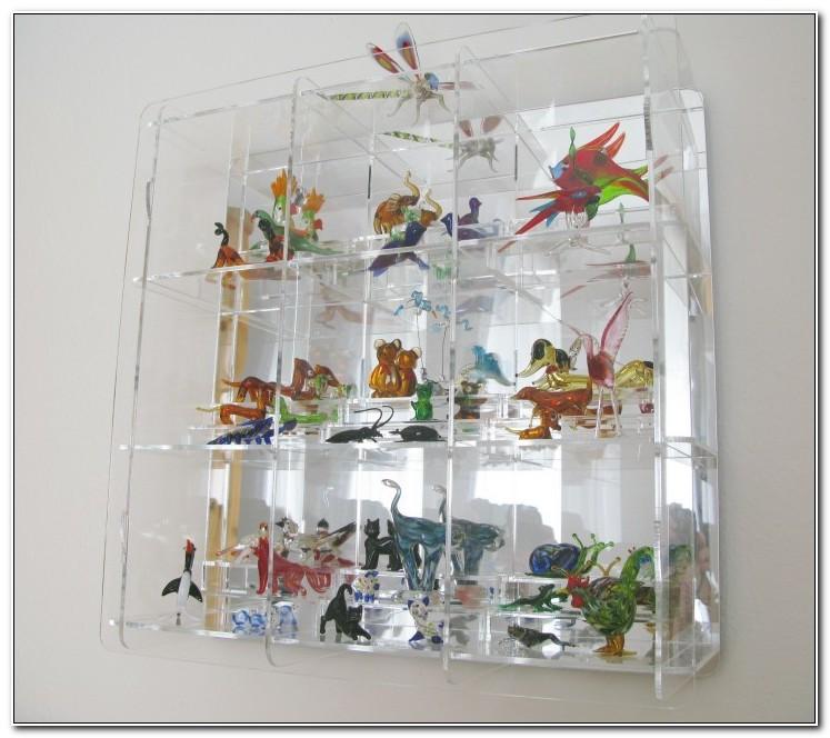 Swarovski Crystal Display Cabinet