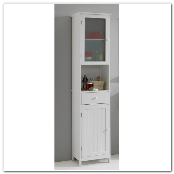 Tall Bathroom Cabinets Freestanding