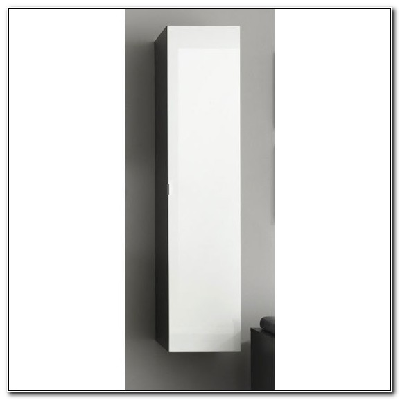 Tall Bathroom Cabinets Wall Mounted