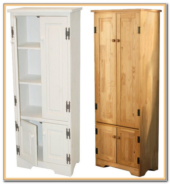Tall Kitchen Cabinet With Drawers