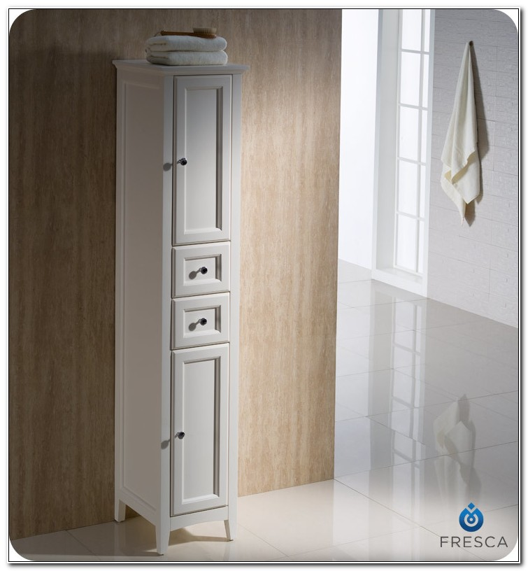 Narrow Bathroom Cabinet Er Than, Tall Narrow Bathroom Storage Cabinet