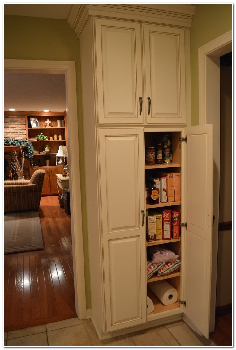 Tall Pantry Cabinet With Doors