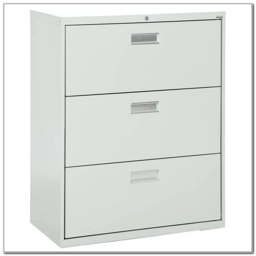 Target Black Metal File Cabinet