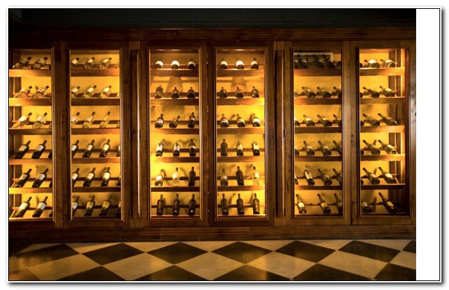 Temperature Controlled Wine Cabinets