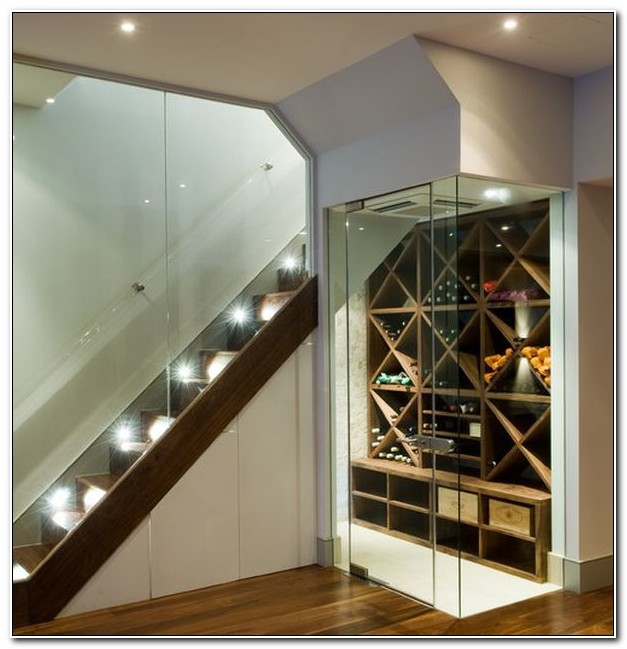 Temperature Controlled Wine Storage Racks