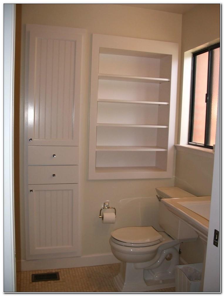 Tiny Bathroom Wall Cabinets
